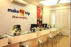 Make My trip process job openings in Delhi