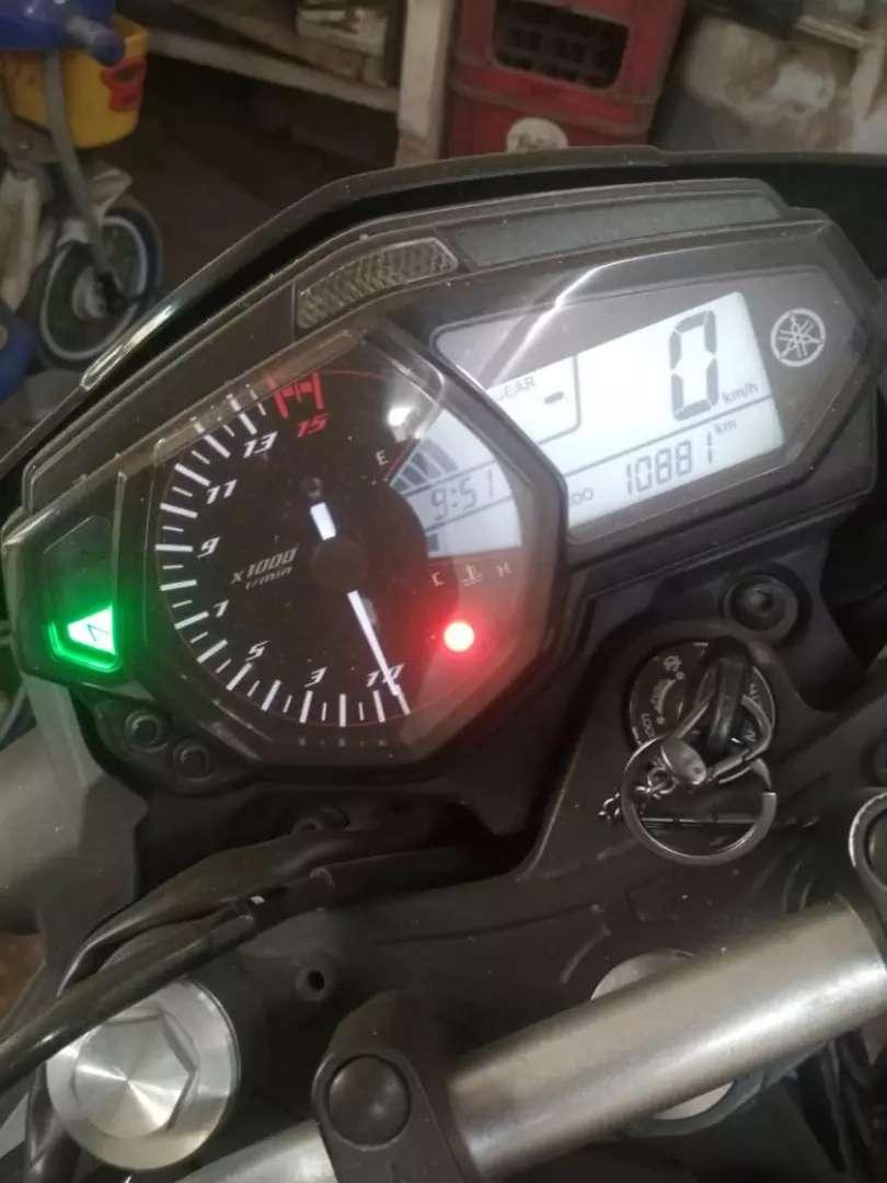 Yamaha MT25 master of torque 0