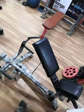 T-Bar Bench for Gym