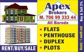 3bhk duplex sangam