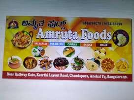 Amruta foods