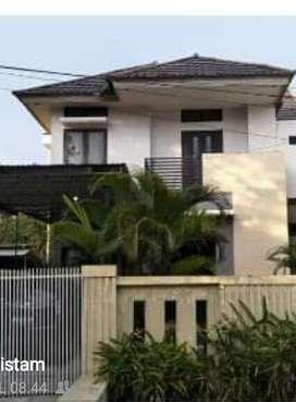 Rumah dua lantai di kontrakan (NEGO)