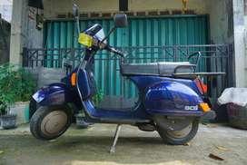Vespa excel tahun 2000