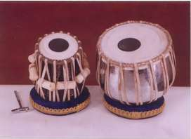 Wooden tabla (Indian Drum)