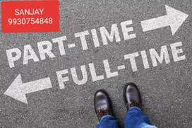 Give extra time to joining part time job