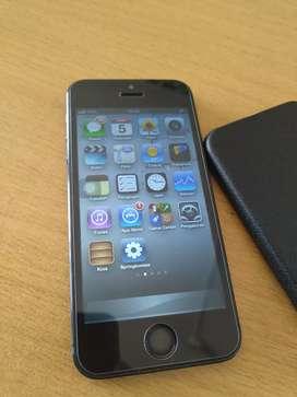 iPhone 5/64 black ex resmi ibox