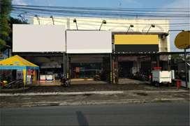 (RE)Ruang usaha Jalan Palagan km 8 Sariharjo Ngaglik Sleman