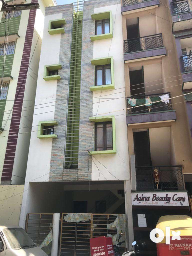 1BHK house for rent in btm 1st stage.