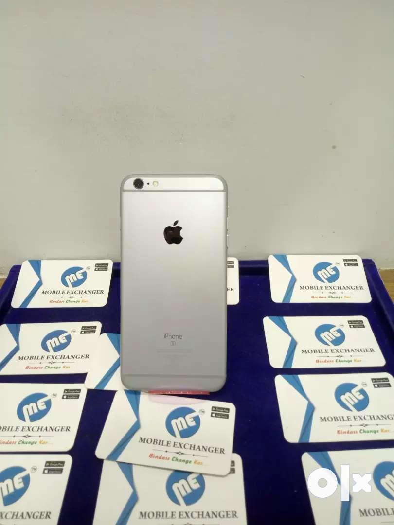 IPhone 6splus 32gb  gray color 0