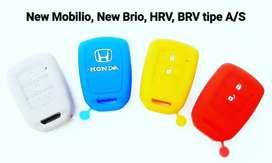 Silikon Remote Honda New Brio Mobilio HRV BRV