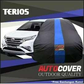 Cover mobil Sarung mobil dan Selimut mobil Penutup mobil Terios
