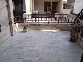 Completely built home for a family in Hakikat nagar for sale.