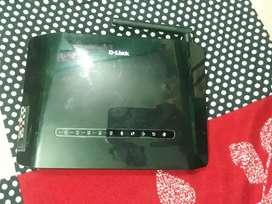 D Link DSL-2750U