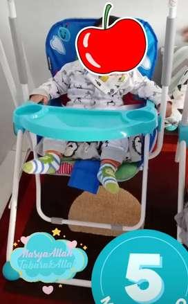 Baby swing merk baby does