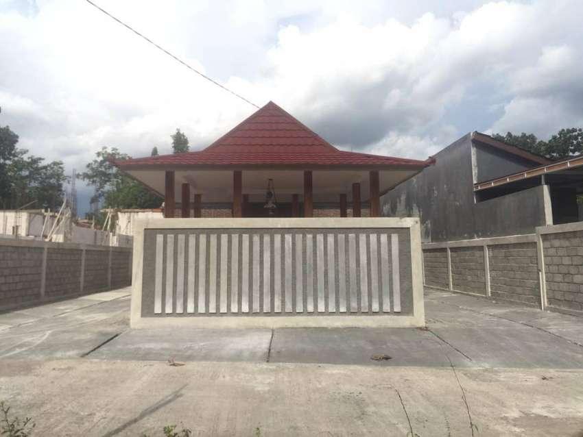 Limasan Villa Arjuna mTipe 82 di Klaten