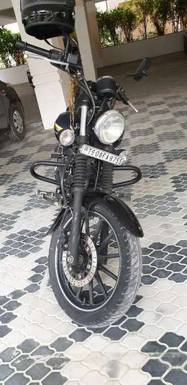 Interested to sell Bike Urgently