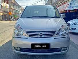 Nissan Serena HWS tahun 2009 matic