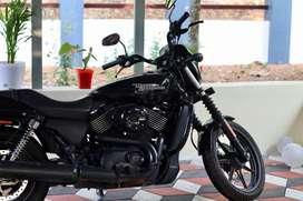 Harley davidson street 750 abs model