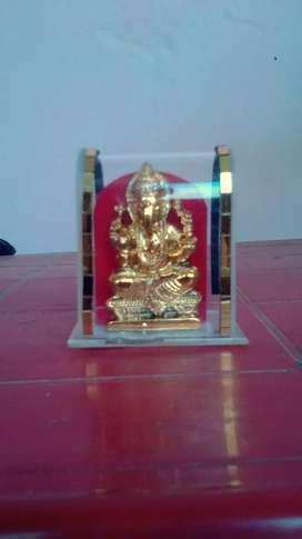 Lord Ganesh small size murti