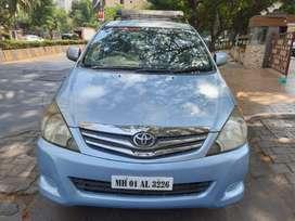 Toyota Innova 2.5 VX 8 STR BS-III, 2009, Diesel