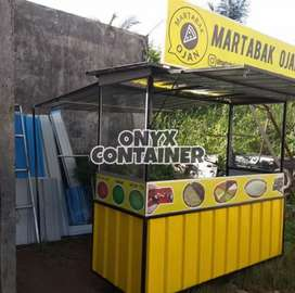 CONTAINER/BOOTH/SEMI CONTINER/STAND/CONTAINER PROMO/BOOTH MINUMAN