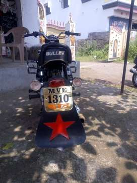 OlD Royal Enfield in good condition