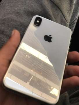 Iphone x 256GB NON-Approved 10/10