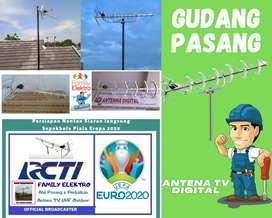 Gudang Jasa Pasang Baru Antena Tv Analog Antenna Canggih