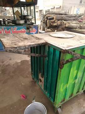 mobile tandoor for sale