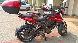 Kawasaki Pulsar NS200 Motor 3 Busi Keadaan Istimewa
