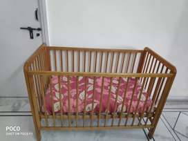 Branded Baby cot excellent condition