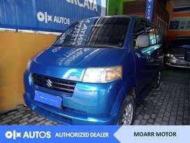 [OLXAutos] Suzuki APV 1.5 Deluxe Bensin MT 2007 Biru #Moarr Motor