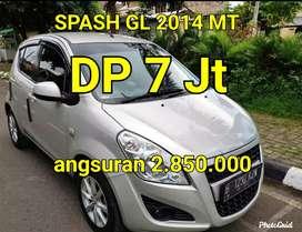 Suzuki Splash GL MT 2014 murah dan istimewa
