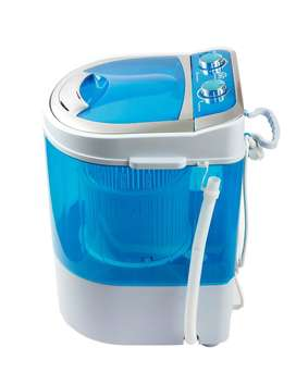 3-kg-Inverter Portable Semi Automatic//Washing Machine}<Brand New