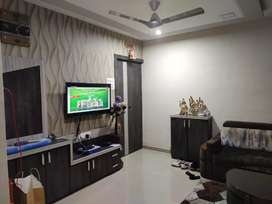 1 bhk flat @ mulund near Sarvoday Nagar furnished .