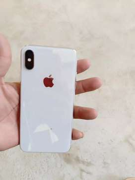 iPhone X 64GB phone charging condition