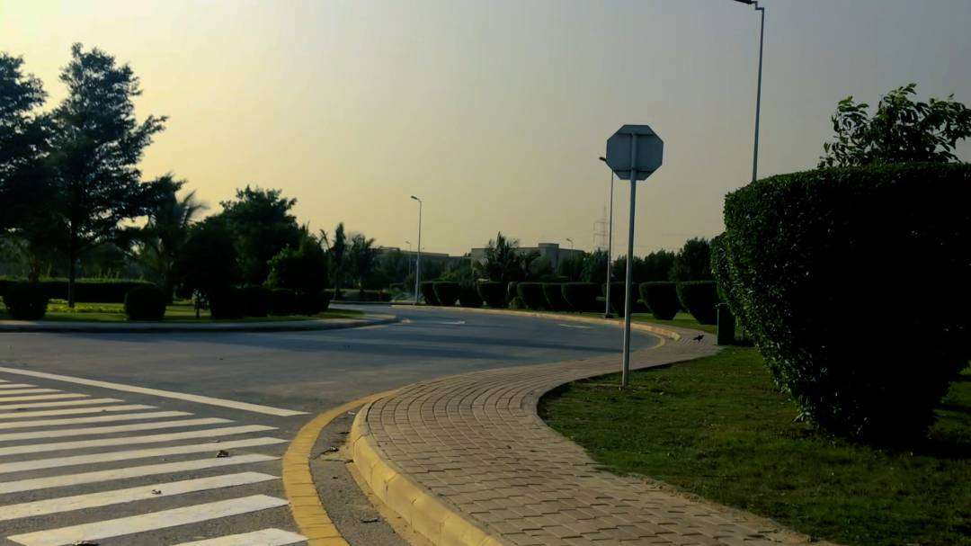 250 S.Yards Residential Plot For Sale In Precinct 1 Bahria Town karaci