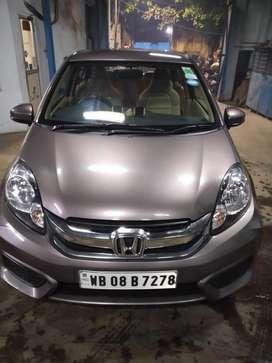 Honda Amaze 1.2 S Plus i-VTEC, 2016, Petrol