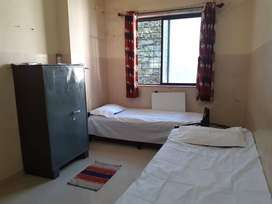 Rooms on Cot Basis for Male Near Swargate