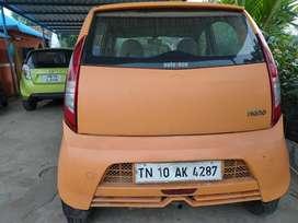 Tata Nano LX, 2012, Petrol