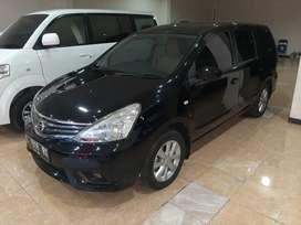 Nissan New Grand Livina 1.5 XV 2015 Pajak Plat Panjang Hitam MPV