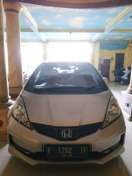 Bismillah di jual Honda Jazz type RS 2012