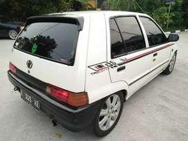 Daihatsu Charade Cx Pro 1987 CKD  Bukan Lokal Barang Simpanan Istimewa
