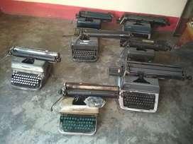 Typewriter (Godrej & Remington)