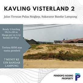 Kavling VisterLand 2 Singkep Bandar Lampung   7 menit ke UIN