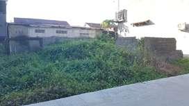 Dijual Tanah 1 Kavling di Jl Tanjung Raya 2 Gg Saigon Utama1 Pontianak