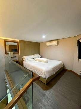 Loft Apartment The Baile Apartemen Disewakan Sewa