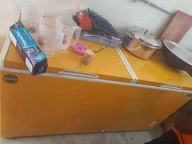 Blue star freezer