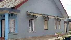 Rumah di kontrakan, 1 Th Rp 7.5 juta. kerja,kuliah bs iuran.kluarga bs