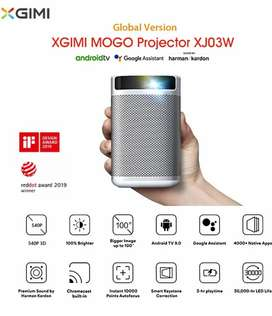 Xgimi Mogo Led Projector Android Wifi